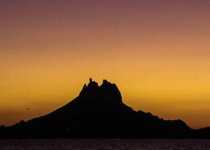 Tetakawi silhouette