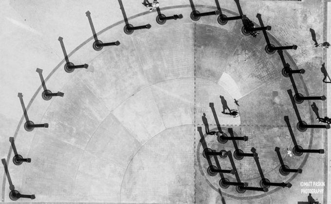 Fibonacci Walk. by mattpaskinphoto - Spirals And Composition Photo Contest