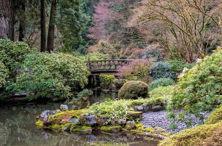 Japanese Garden Portland OR