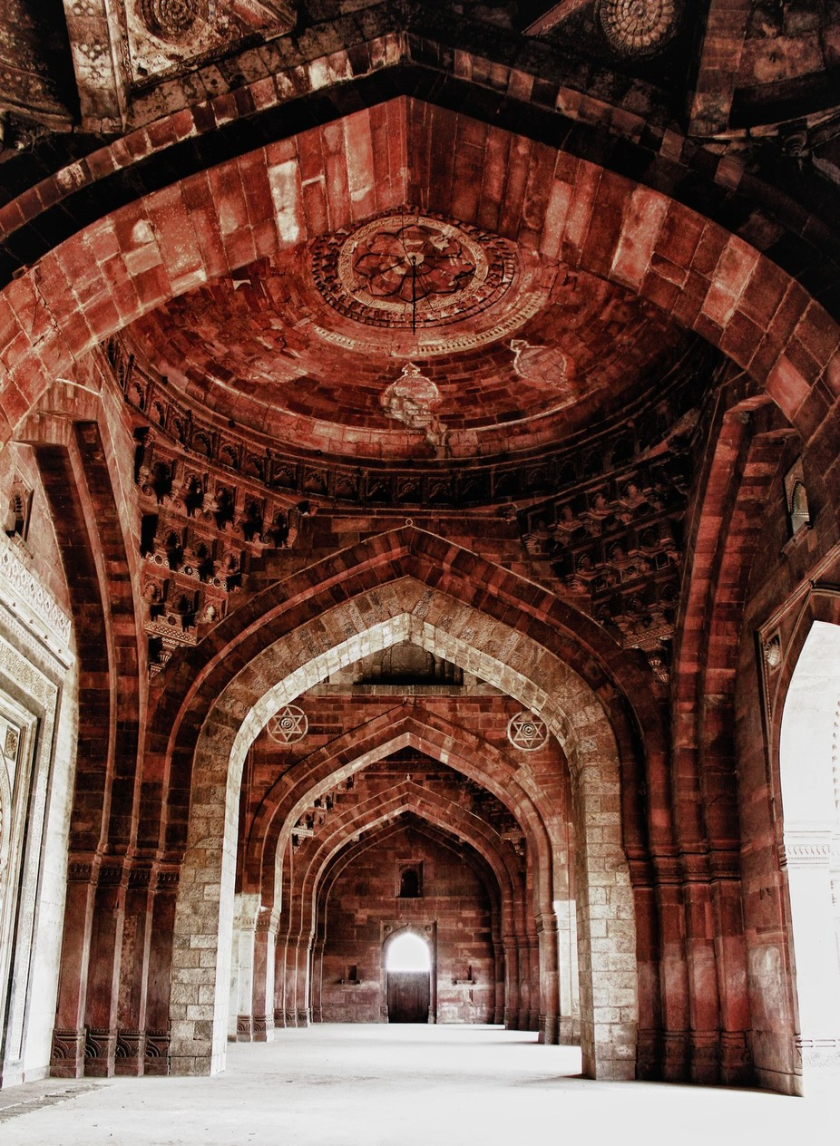 Jamali Kamali by hotdelhi - Ceilings Photo Contest
