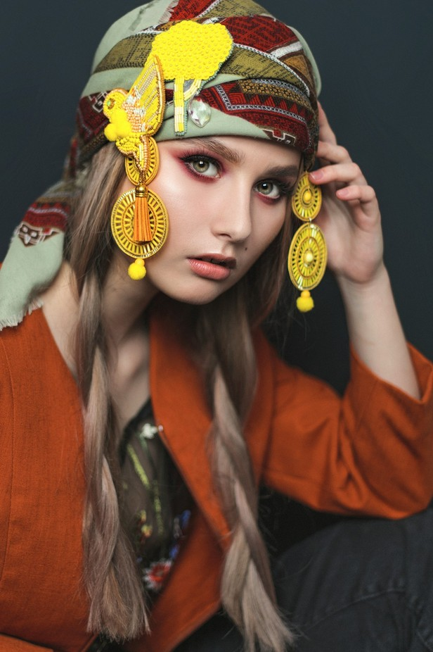 Gipsy by LisaAnfisa - Fashion Statement Photo Contest