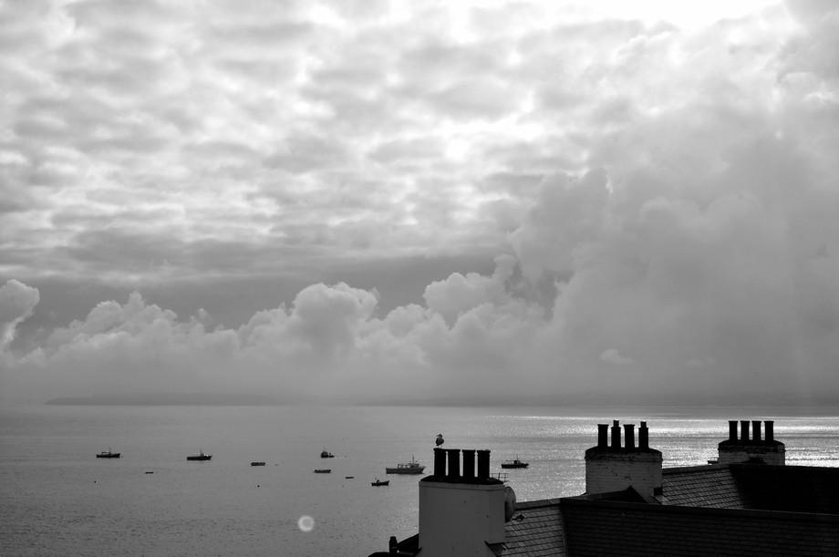 St Ives skyline