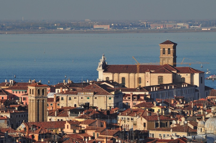 View from St Marks Campanile