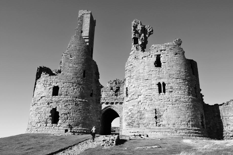 Dunstonburgh Castle Keep