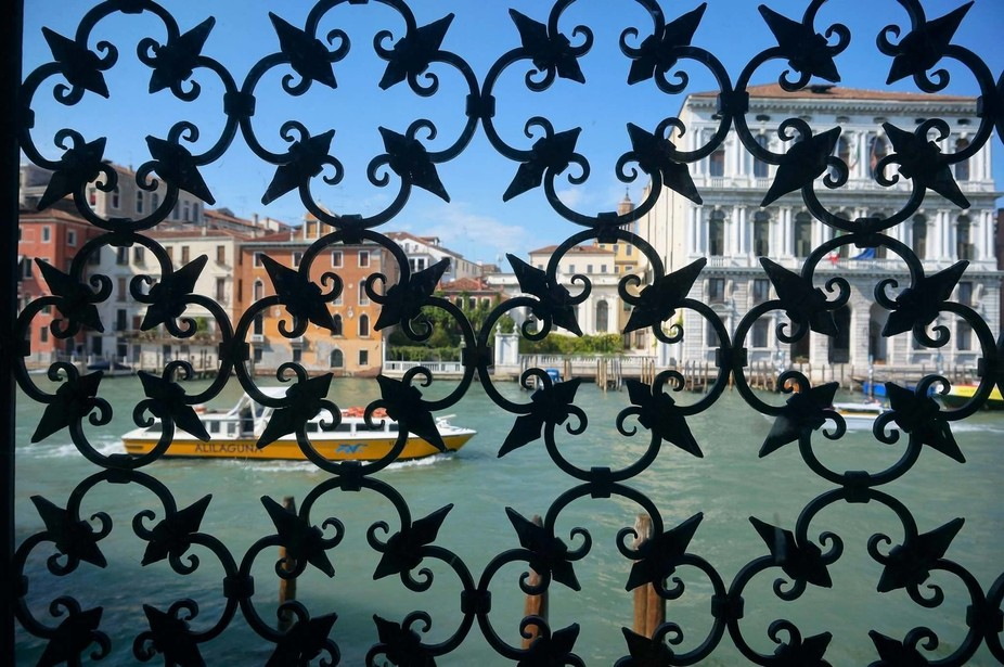 View from the Peggy Guggenheim