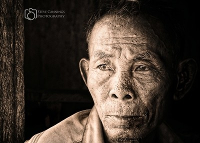 Candid Cambodian