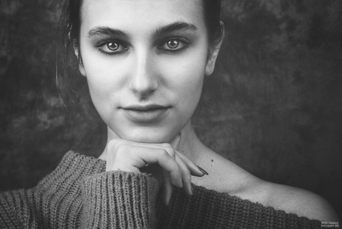 WD7_1761 by Wessel-Domingus - Black And White Female Portraits Photo Contest