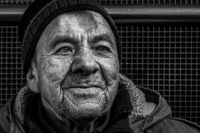 Homeless - Luxembourg 2018 / Fujifilm X100F