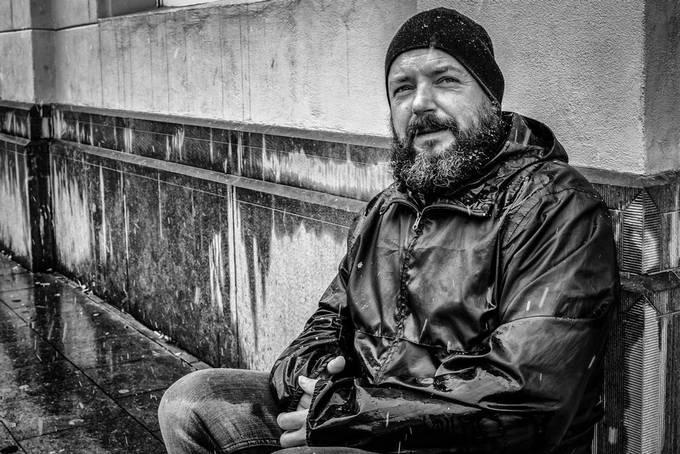 Homeless, Luxembourg 2018 / Fujifilm X100F