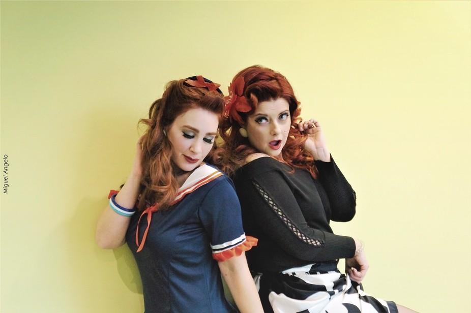 Organização: Cherry Doll Model & RetroModels Portugal Makeup & Hairstyle: Pinky...