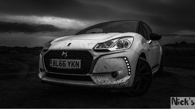 Ds3 Performance Line, Loved this car just a shame it fell apart! by nickmclellan - My Favorite Car Photo Contest