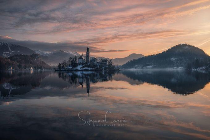 LAKE FAIRYTALE by stephenhunt - Spectacular Lakes Photo Contest