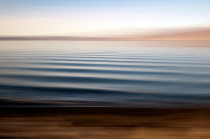 Sweeping Pyramid Waves by Photoquests - Experimental Photography Project