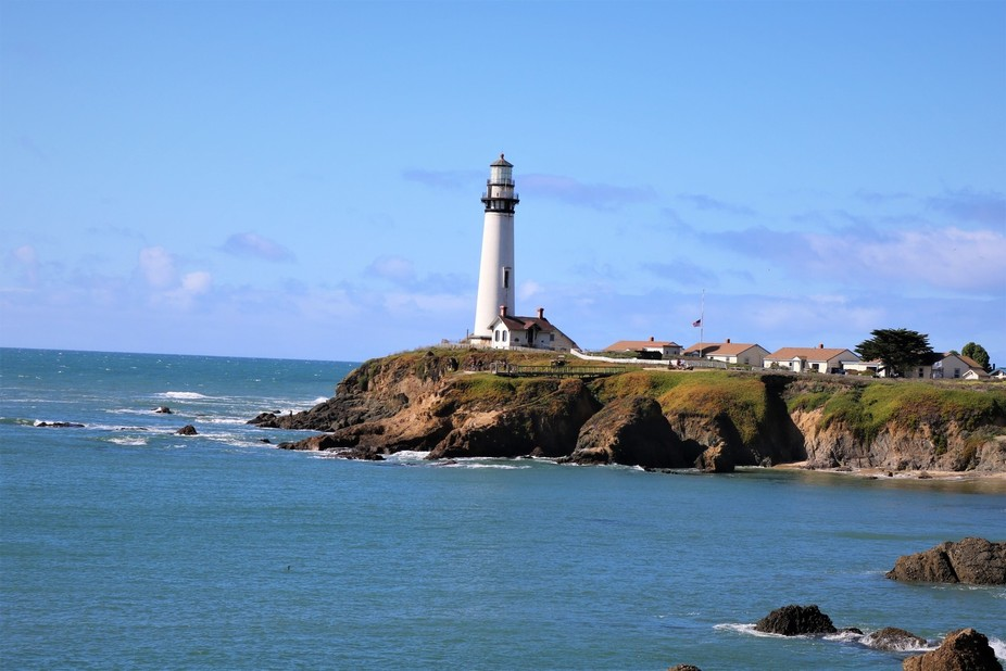 Pigeon Point Lighthouse, Pescadero