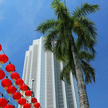 Colorful Kuala Lumpur!