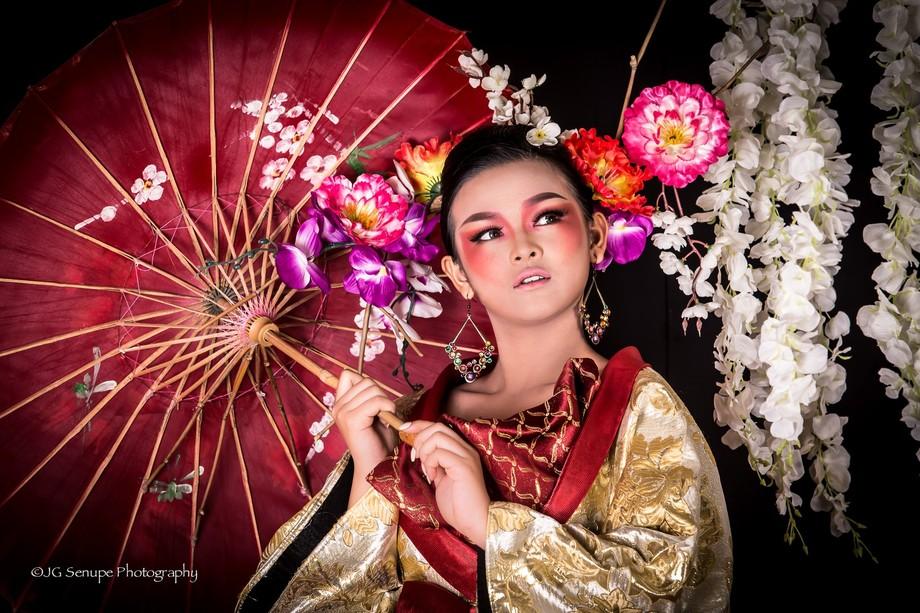 Geisha : Angereen Sy