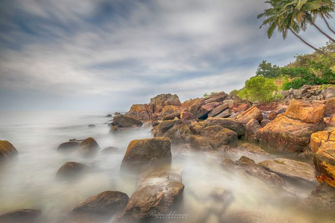 Seascape by rupaeshagarwaal - Covers Photo Contest Vol 46