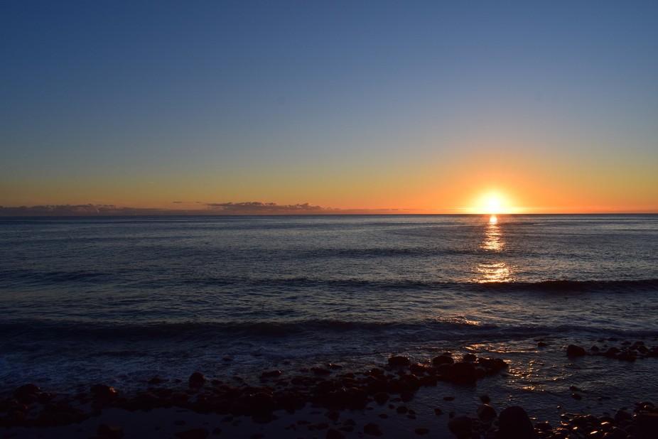 Sunset, Paúl do Mar, Madeira Island