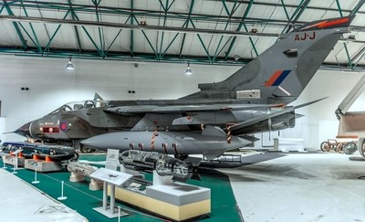 RAF PANAVIA Tornado GR1