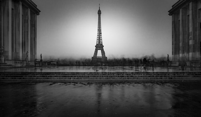 Iron and Soul by ts446photo - Paris Photo Contest
