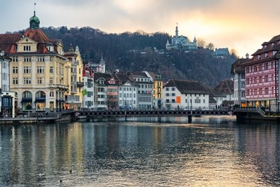 Colorful Lucerne