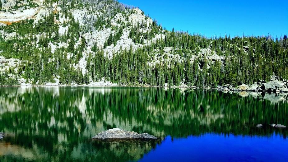 Taken at Rocky Mountain  National Park