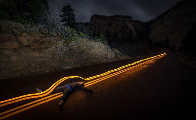 Ran Over by gunnarheilmann - Subjects On The Ground Photo Contest