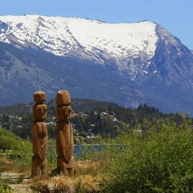 Bariloche Sculptures