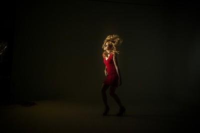 Carla - Studio photoshoot