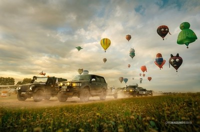 Balloon Chasers