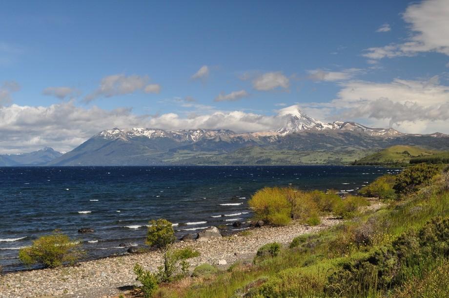 Patagonian Volcano