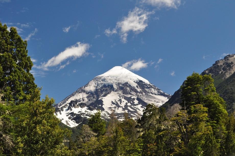 Volcanic Cone - Lanin