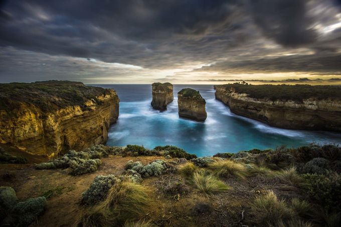 The Arch - Victoria, Australia.1240 by dallasnock_photography - Spectacular Cliffs Photo Contest