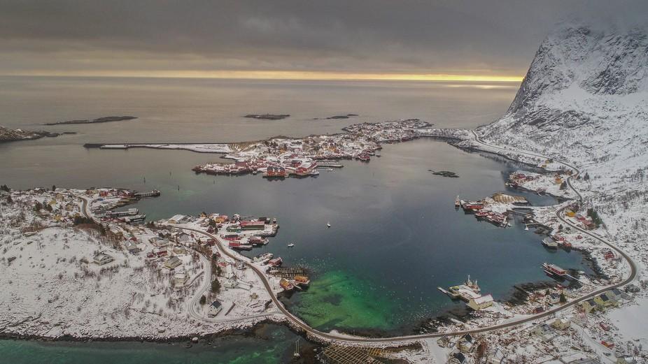 Reine, Lofoten Islands (Norway)