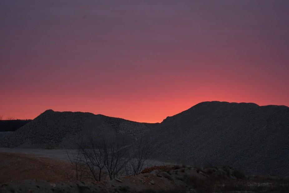 Sunrise in Branson