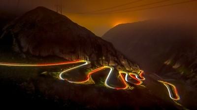 Gotthardpass Switzerland