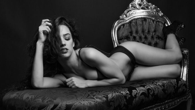 So sensual by PixelsInLightspace - Tasteful Boudoir Photo Contest