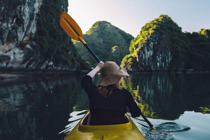 Halong Bay / Vietnam by SebastianWarneke - Unique Locations Photo Contest
