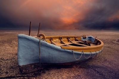 Boat and a mood ...