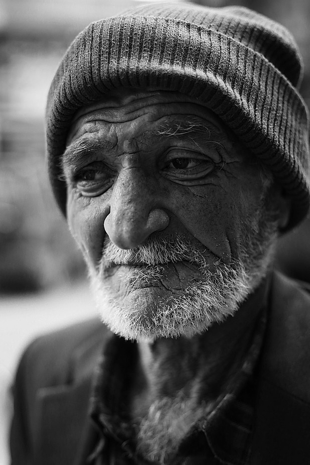 Life Lines - 2/6 by gerardmeksass - Male Portraits Photo Contest