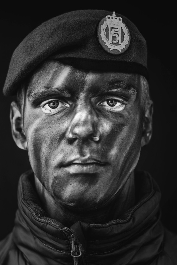 """NORWEGIAN ARMED FORCES"" by skaane - Male Portraits Photo Contest"