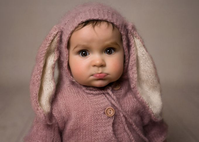 Bunny Wabbit  by traceydobbs - Anything Babies Photo Contest