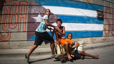 Street Cuba