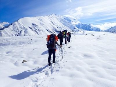 The March Towards Denali