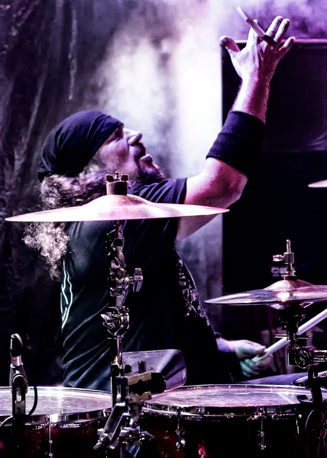 Drummerman by leacaffrey - Music And Concerts Photo Contest