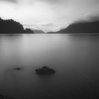 Captured this moody image over by Porteau Cove nearby Howe Sound. Located north of Vancouver truly a sight be seen this ocean inlet is home to Orca's, Humpback Whales, Dolphins and many more beings.