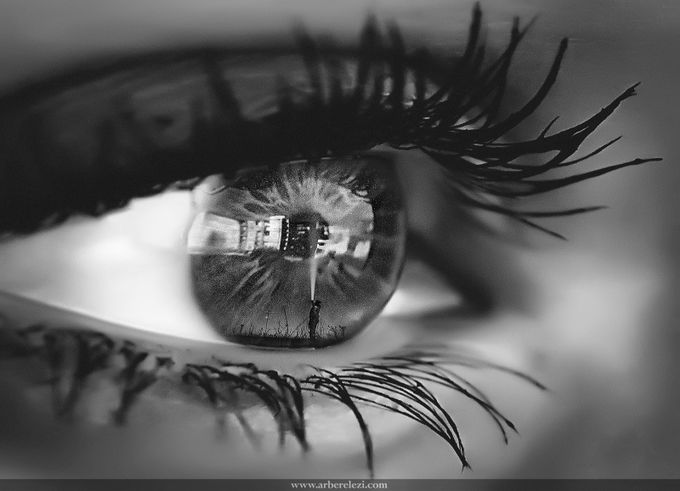 I See You by ArberElezi - Everything In Black And White Photo Contest
