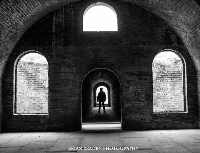 Tunnel and Windows  by bull_67 - Shooting Tunnels Photo Contest