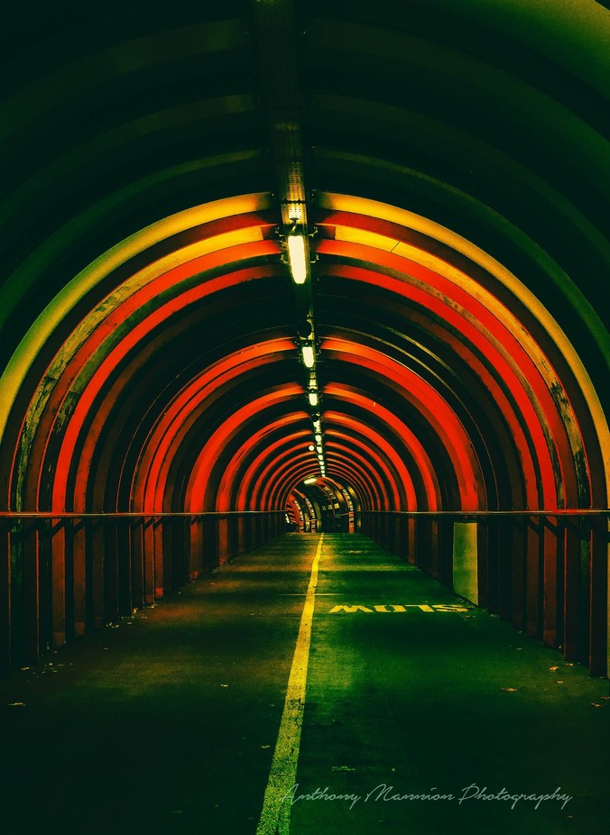 Tunnel by anthonymannion - Shooting Tunnels Photo Contest