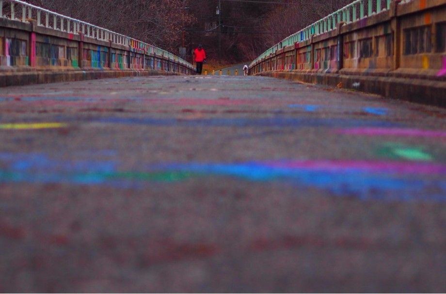 This bridge is named Bynum Bridge, located in Pittsboro, NC. It spans the Haw River. This bridge ...